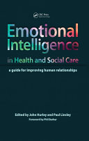 Emotional Intelligence in Health and Social Care
