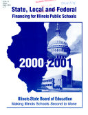State  Local  and Federal Financing for Illinois Public Schools