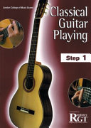 Classical Guitar Playing: Step One