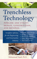 Trenchless Technology Book