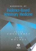Handbook Of Evidence Based Veterinary Medicine Book PDF