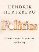 Politics ebook