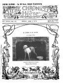 Chronicle of the Horse Book