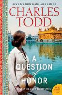 A Question of Honor Pdf/ePub eBook