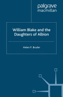 William Blake and the Daughters of Albion Pdf/ePub eBook