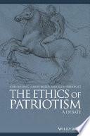 The Ethics of Patriotism