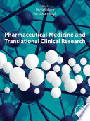 Pharmaceutical Medicine And Translational Clinical Research Book PDF