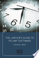 The Lawyer's Guide to PCLaw Software