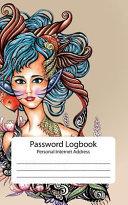 Password Log : Personal Internet Address Book