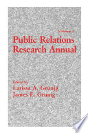 Public Relations Research Annual