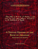 A Textual History of the Book of Abraham: