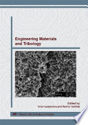 Engineering Materials and Tribology