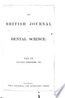 British Journal of Dental Science