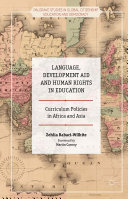 Language  Development Aid and Human Rights in Education