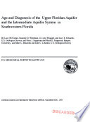 Age and Diagenesis of the Upper Floridan Aquifer and the Intermediate Aquifer System in Southwestern Florida