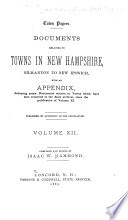 Provincial and State Papers