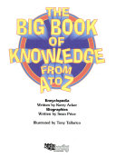 The big book of knowledge from A to Z