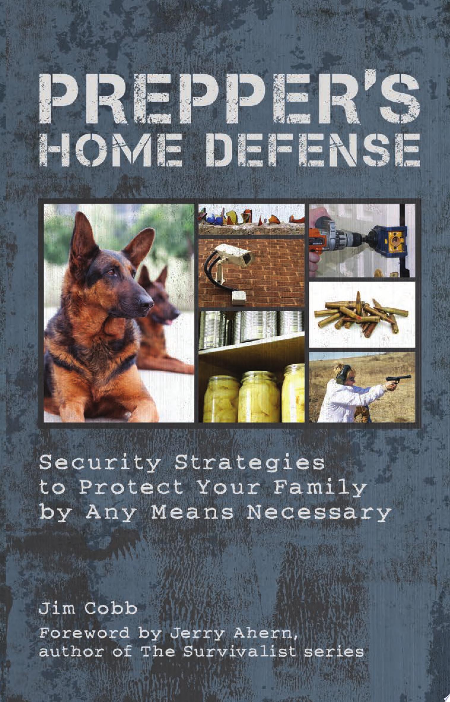 Prepper s Home Defense