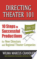 Directing Theater 101