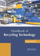 Handbook of Recycling Technology