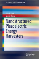 Pdf Nanostructured Piezoelectric Energy Harvesters