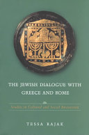 The Jewish Dialogue With Greece and Rome ebook