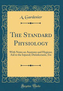 The Standard Physiology