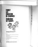 American Home Economics Association proceedings