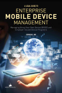 A Legal Guide to Enterprise Mobile Device Management