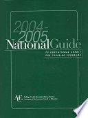 The National Guide to Educational Credit for Training Programs