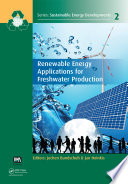 Renewable Energy Applications for Freshwater Production