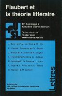 Pdf Flaubert et la théorie littéraire Telecharger