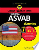 2019   2020 ASVAB For Dummies with Online Practice