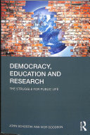 Democracy  Education and Research