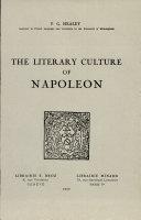 The Literary Culture of Napoleon