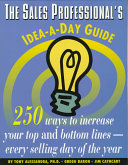 The Sales Professional S Idea A Day Guide
