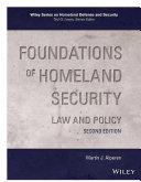 Foundations of Homeland Security Pdf/ePub eBook