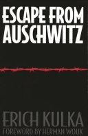 Escape from Auschwitz Book PDF
