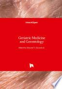 Geriatric Medicine and Gerontology