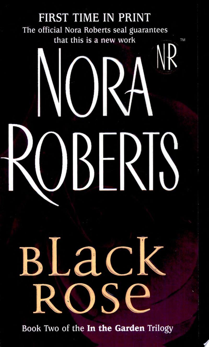 Black Rose banner backdrop