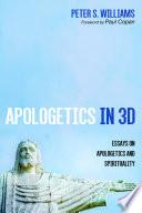 Apologetics In 3d