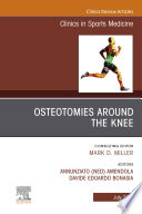 Osteotomies Around the Knee  An Issue of Clinics in Sports Medicine  Ebook