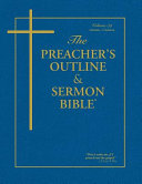 Preacher's Outline and Sermon Bible-KJV-Galatians-Colossians