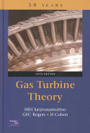 Gas Turbine Theory Book PDF