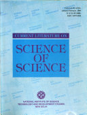 Current Literature on Science of Science Book