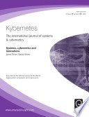 Systems, Cybernetics and Innovations
