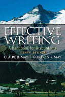Cover of Effective Writing