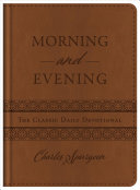 Morning and Evening Book