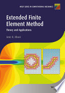 book cover: Extended finite element method : theory and applications