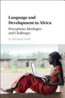 Pdf Language and Development in Africa